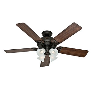 Studio Series New Bronze Four Light 52-Inch Ceiling Fan