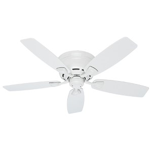 Sea Wind White 48-Inch Ceiling Fan