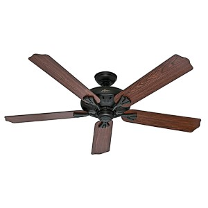 The Royal Oak New Bronze 60-Inch Energy Star Ceiling Fan with Remote