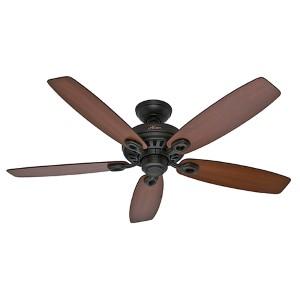 Markham New Bronze 52-Inch Energy Star Ceiling Fan