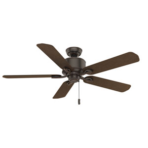 Compass Point Onyx Bengal 54-Inch Ceiling Fan