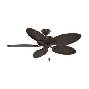 Charthouse Onyx Bengal 54-Inch Ceiling Fan
