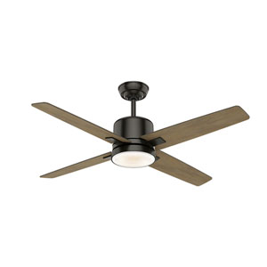 Axial Noble Bronze 52-Inch LED Ceiling Fan