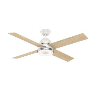 Daphne Fresh White 54-Inch LED Ceiling Fan