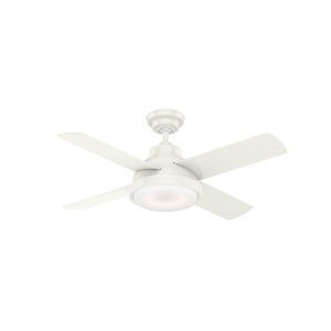 Levitt Fresh White 44-Inch LED Ceiling Fan