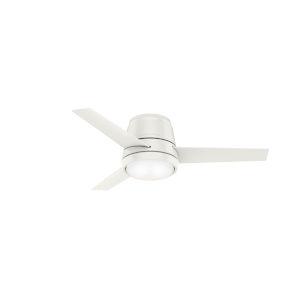 Commodus Fresh White 44-Inch LED Ceiling Fan