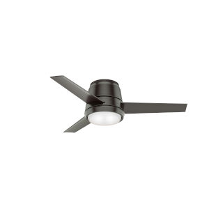 Commodus Noble Bronze 44-Inch LED Ceiling Fan