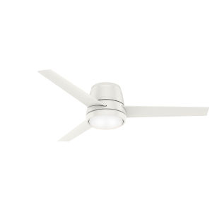 Commodus Fresh White 54-Inch LED Ceiling Fan