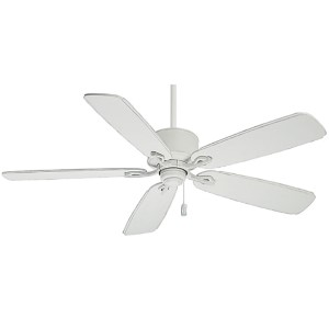 Compass Point® Cottage White Energy Star Outdoor Ceiling Fan Body