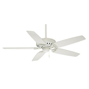 Concentra Snow White 54-Inch Energy Star Ceiling Fan