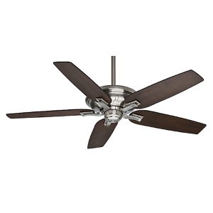 Brescia® Control Brushed Nickel Energy Star Ceiling Fan Body