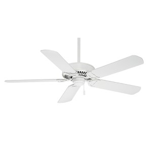 Panama® Pull chain Snow White Energy Star Outdoor Ceiling Fan Body