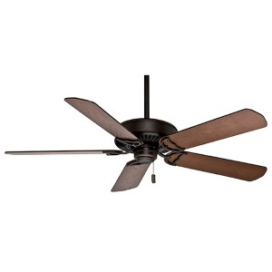 Panama® Pull chain Brushed Cocoa Energy Star Outdoor Ceiling Fan Body