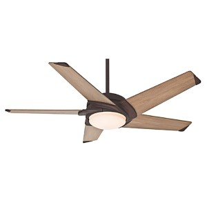 Stealth® Industrial Rust LED 54-Inch Ceiling Fan