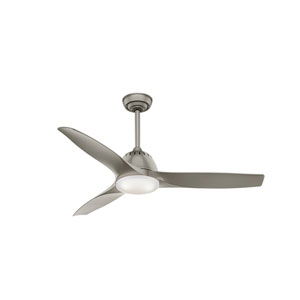 Wisp Pewter 52-Inch LED Ceiling Fan