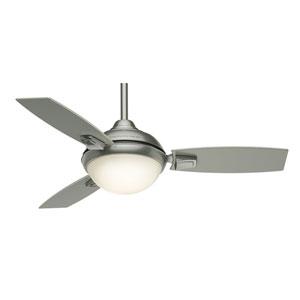 Verse Satin Nickel 44-Inch LED Ceiling Fan