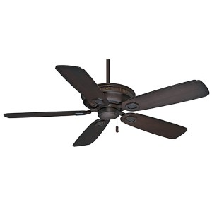 Heritage Brushed Cocoa Energy Star 60-Inch Outdoor Ceiling Fan