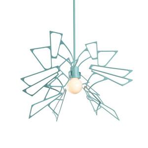 Monarch Silver One-Light Pendant
