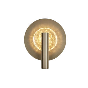 Solstice Soft Gold One-Light Wall Sconce