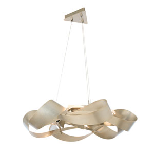 Flux Soft Gold 39-Inch LED Pendant
