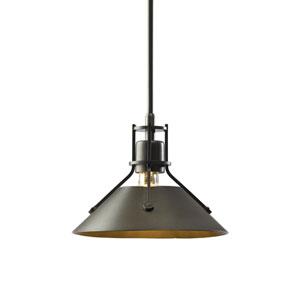 Henry Bronze One-Light 9-Inch Mini Pendant