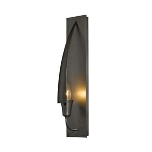 Cirque Dark Smoke One-Light 5-Inch Wall Sconce