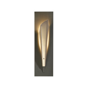 Quill Soft Gold LED Bath Sconce