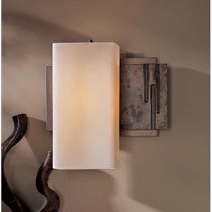 Bronze One-Light Bath Light