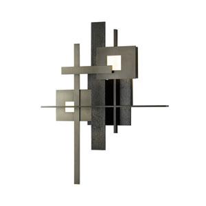 Planar Natural Iron 19-Inch LED Bath Sconce