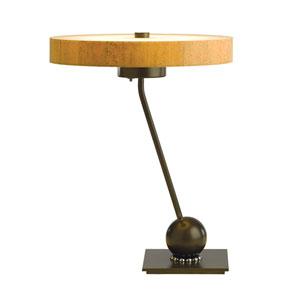 Disq Dark Smoke 15-Inch LED Table Lamp