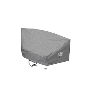 Platinum Shield Outdoor Rounded Sofa Cover