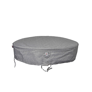 Platinum Shield Outdoor Oval Dining Set Cover