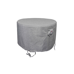 Platinum Shield Outdoor 52-Inch Round Fire Table Cover