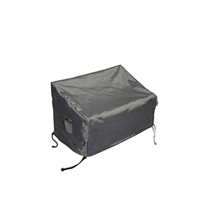 Titanium Shield Outdoor Medium Sofa Cover