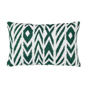 Pacifica Fire Island Blue Throw Pillow