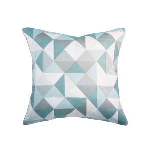 Pacifica Ruskin Lakeside Green Throw Pillow