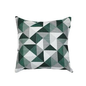 Pacifica Ruskin Black Throw Pillow