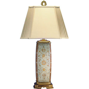 Jacquard Gold Table Lamp