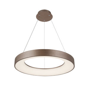 Acryluxe Sway Light Bronze LED Pendant