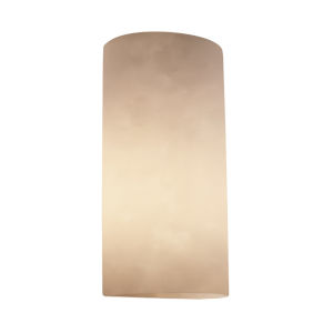 Clouds Beige Two-Light LED Wall Sconce