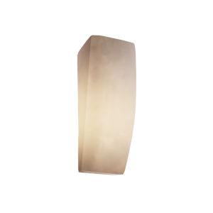 Clouds Beige One-Light Wall Sconce