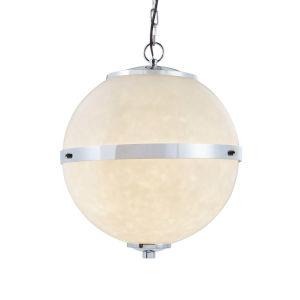 Clouds - Imperial Dark Bronze 17-Inch Three-Light LED Chandelier