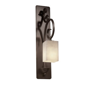 Clouds Victoria Dark Bronze LED Wall Sconce
