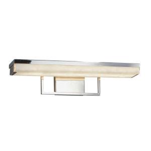 Clouds - Elevate Polished Chrome 20-Inch LED Linear Bath Bar