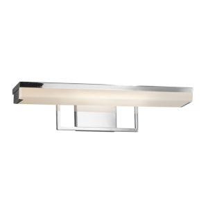 Fusion Polished Chrome LED Bath Bar