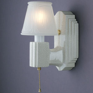 Deco Rectangle Wall Sconce
