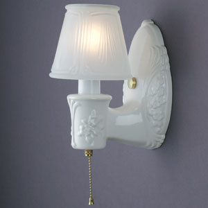 Heirloom Oval Wall Sconce