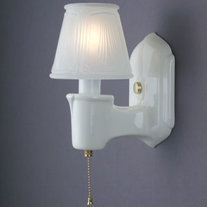 Chateau Single-Arm Wall Sconce