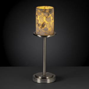 Alabster Rocks! Dakota One-Light Tall Table Lamp