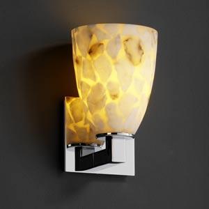 Alabster Rocks! Modular One-Light Sconce
